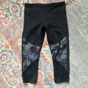Yoga Capri Workout Pants